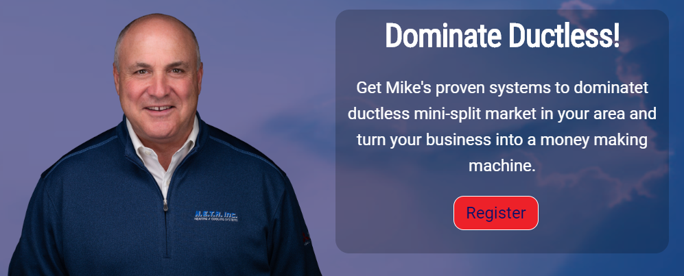 Dominate Ductless Mike Cappuccio